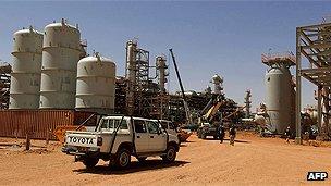 Algerian gas plant where siege took place