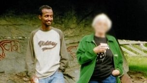 Abdukadir Mohamed Abdukadir is seen here in a photo from about 2005 in Norway