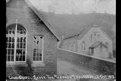 Difrod i ysgol a chapel yn Edwardsville