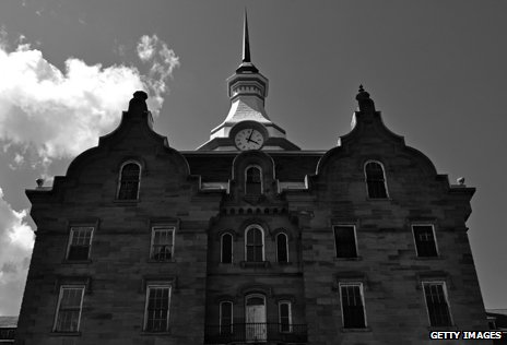 Trans-Allegheny lunatic asylum, West Virginia