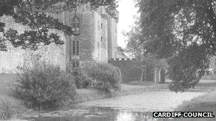 Mill Leat circa 1940