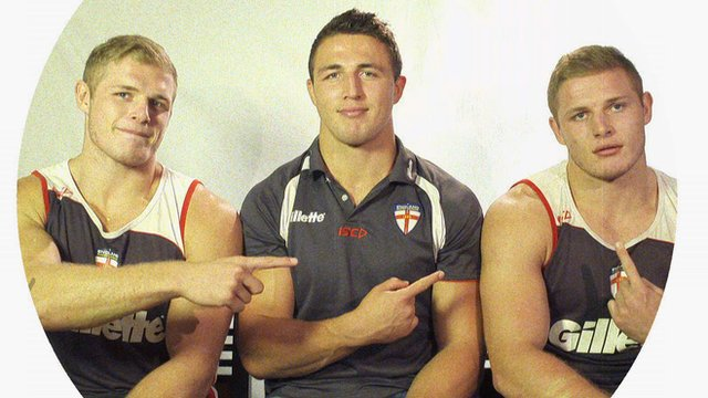 The Burgess brothers
