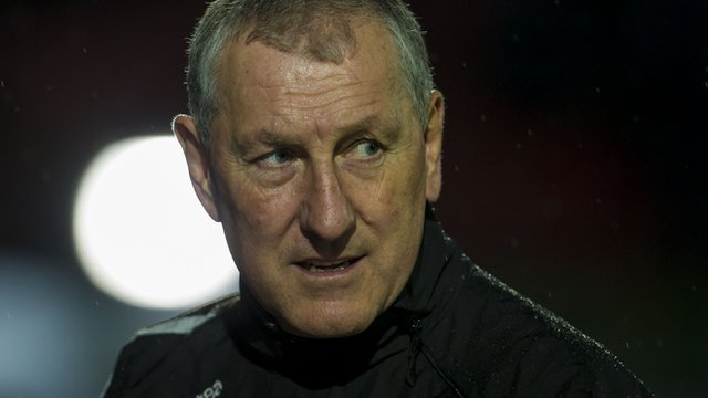 Interview - Inverness Caledonian Thistle boss Terry Butcher