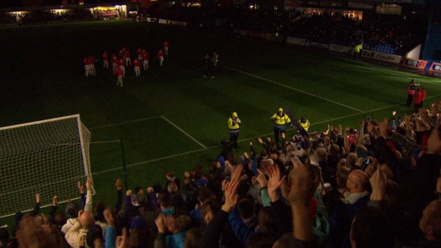 Highlights - The story of an abandoned highland derby