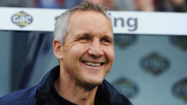 Crystal Palace caretaker boss Keith Millen