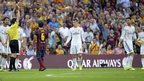 Real Madrid forward Gareth Bale endured a disappointing El Clasico debut