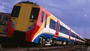 South West rolling stock
