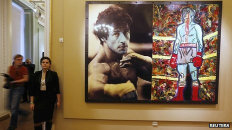Champion Due - Sylvester Stallone