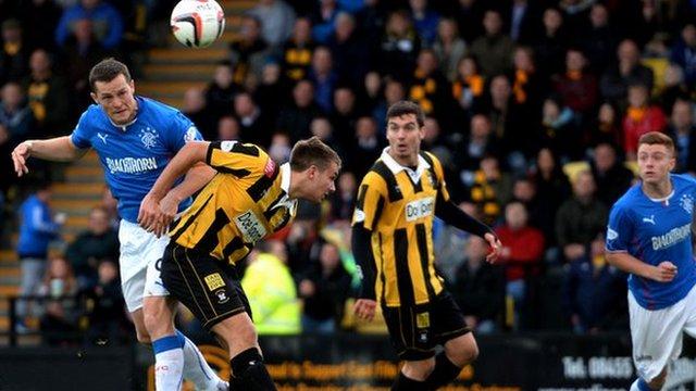 Highlights - East Fife 0-4 Rangers