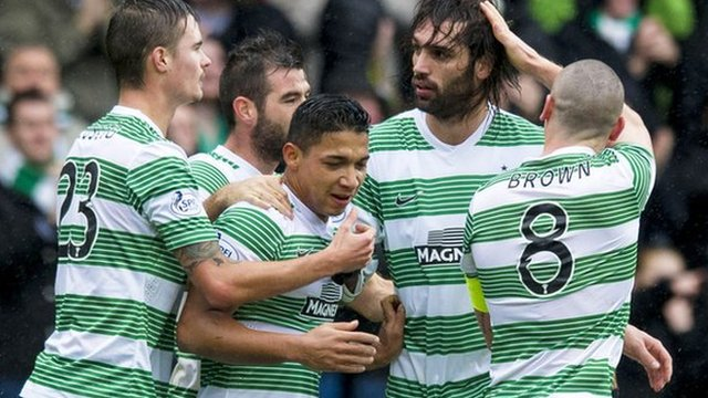 Highlights - Partick Thistle 1-2 Celtic