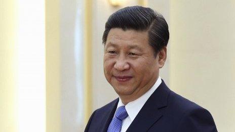 File photo: Xi Jinping