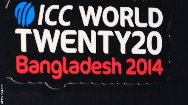 BBC Sport - World Twenty20 2014: Results, reports & scorecards