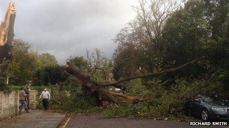 Oxford Road, Colchester