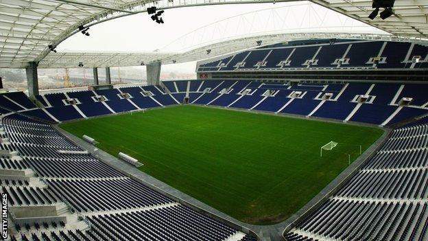 Porto v Sporting Lisbon