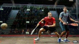 Squash World Championship