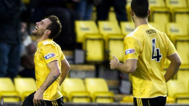 Livingston play in the Scottish Championship