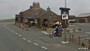Cat and Fiddle public house