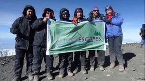 Kilimanjaro Trek For Teens 29