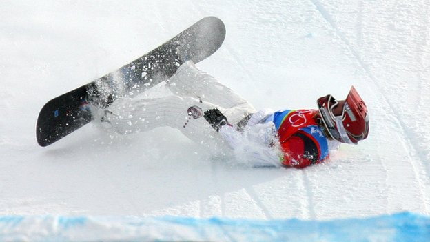America's Lindsey Jacobellis will be out for Olympic redemption in Sochi having seen both her previous appearances end in tears