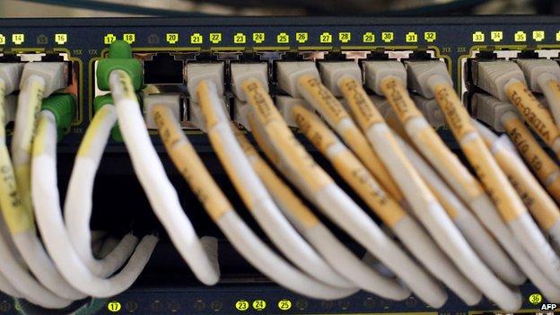 Telecom network cables