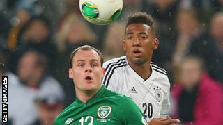 Anthony Stokes and Jerome Boateng