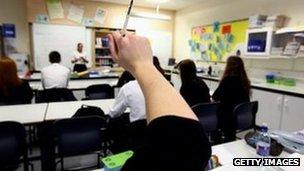 School classroom (generic)