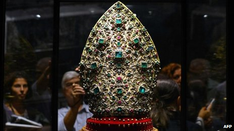 The Mitre of San Gennaro