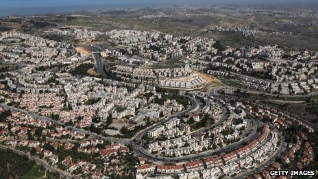 Ramat Shlomo settlement (file)