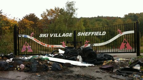 Ski Village, Sheffield