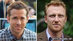 Ryan Reynolds and Kevin McKidd