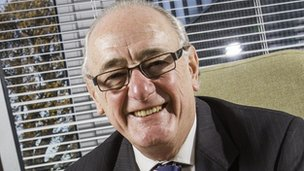 Winston Roddick, North Wales Police and Crime Commissioner