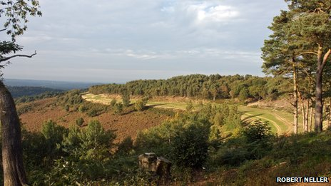 Hindhead Commons and Devil's Punch Bowl