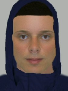 E-fit of attacker