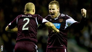 Jamie Hamill and Ryan Stevenson