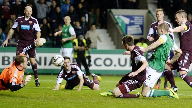 Highlights - Hibernian 0-1 Hearts