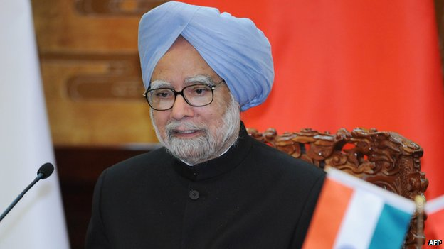 Indian PM Manmohan Singh