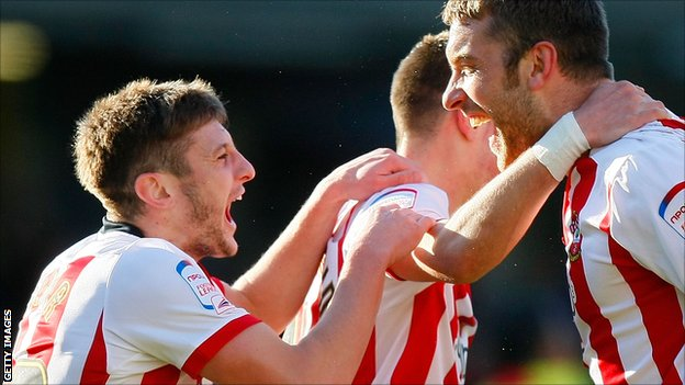Adam Lallana and Rickie Lambert