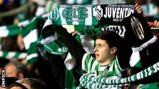 Celtic Park crowd