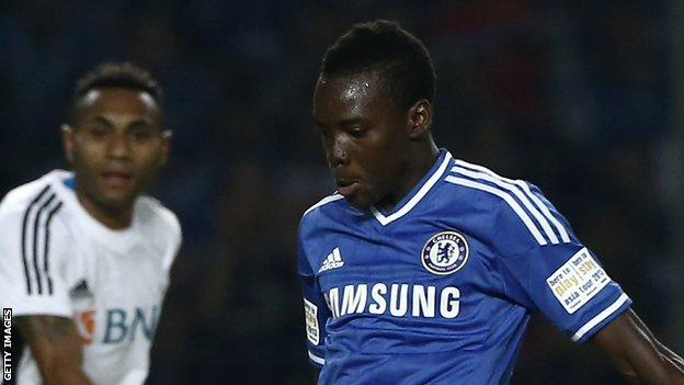 Chelsea have signed teeneger Bertrand Traore
