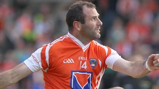 Former Armagh forward Steven McDonnell will join Thomas in the studio