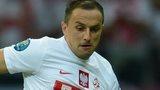 Poland midfielder Dariusz Dudka