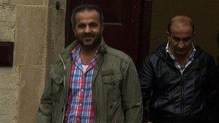 Ako Ahmed and Najmadin Karim