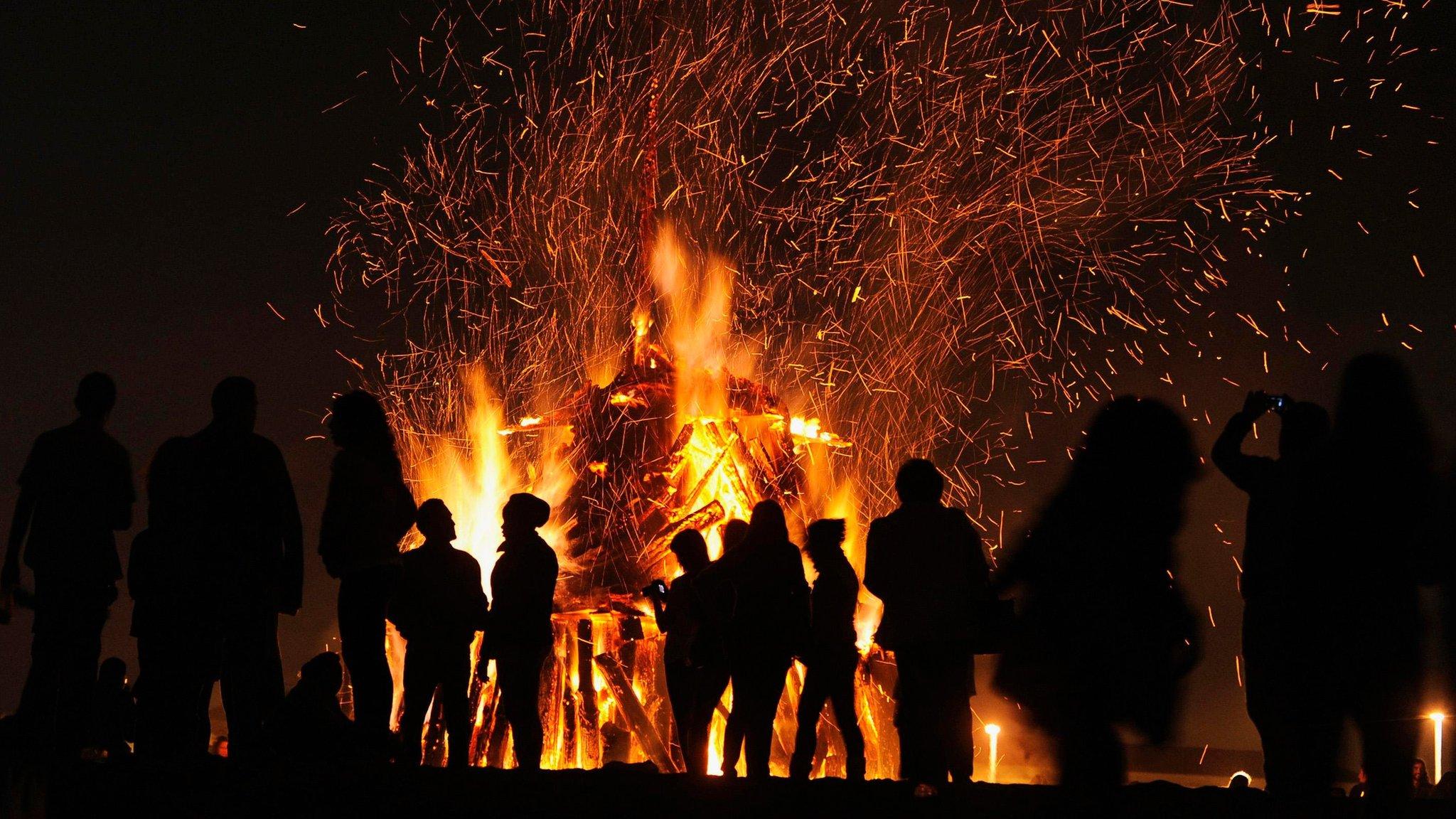 Image result for bonfire night