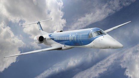 BMI Embraer 145