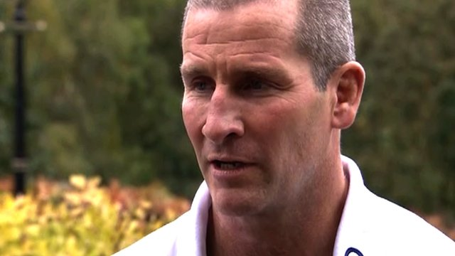 "Stuart Lancaster says rugby has ""got to take medical experts seriously"" on the issue of concussion."
