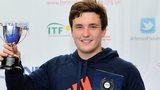 British wheelchair tennis player Gordon Reid