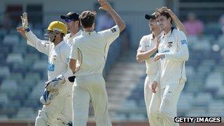 Western Australia v England XI