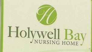 Holywell Bay Nursing Home