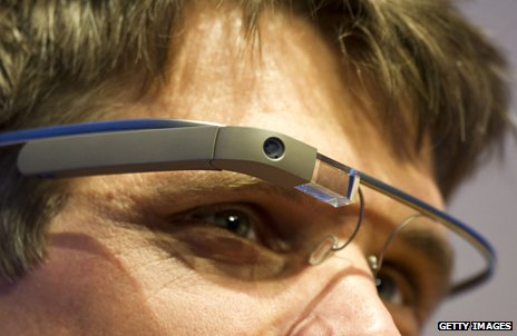Google glass demonstration