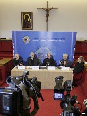 Poland's Catholic bishops last month apologised to the victims of priests accused of paedophilia